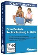 KHSweb Fit in Deutsch Rechtschreibung 4. Klasse Win DE