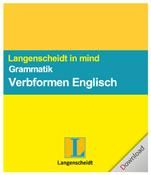 Langenscheidt in mind - Verbformen Englisch Win DE