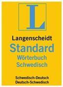 Langenscheidt Standard-Wörterbuch Schwedisch Win DE