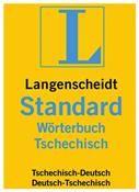 Langenscheidt Standard-Wörterbuch Tschechisch Win DE