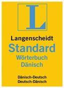 Langenscheidt Standard-Wörterbuch Dänisch Win DE