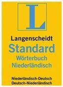 Langenscheidt Standard-Wörterbuch Niederländisch Win DE
