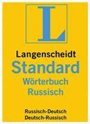 Langenscheidt Standard-Wörterbuch Russisch Win DE