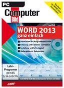 USM ComputerBild Word 2013 ganz einfach Win DE