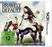 Bravely Default Nintendo 3DS Spiel Deutsche Version