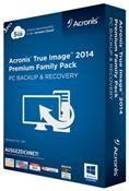 Acronis True Image 2014 Premium Family