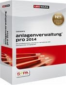 Lexware Anlagenverwaltung Pro 2014 Version 14.00 Win DE