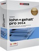 Lexware Lohn+Gehalt Pro 2014 Version 14.00 Win DE