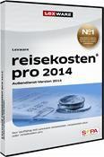 Lexware Reisekosten Pro 2014 Außendienst Version 14.00 Win DE