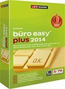 Lexware Büro Easy Plus 2014 Update Version 9.00 Win DE