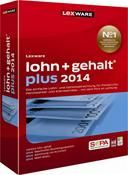 Lexware Lohn+Gehalt Plus 2014 Version 18.00 Win DE