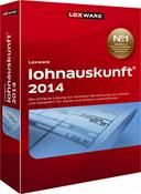 Lexware Lohnauskunft Netz 2014 Version 22.00 Win DE