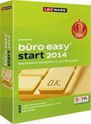 Lexware Büro Easy Start 2014 Version 11.00 Win DE DVD Vollversion