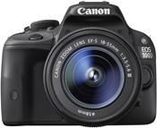 Canon EOS 100D Kit + EF-S 18-55 DC III