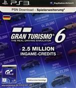 PlayStation Network Card (10 Euro) Gran Turismo 6 Livecard PS3 und PSP