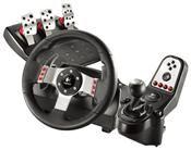 Logitech G27 Racing Wheel Lenkrad Refresh Edition USB PC/PS3/PS2