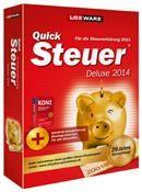 Lexware QuickSteuer Deluxe 2014 (für Steuerjahr 2013) Win DE