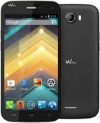 Wiko Barry Android™, Smartphone  in schwarz  mit 4 GB Speicher