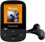 SanDisk Sansa Clip Sport 4GB schwarz
