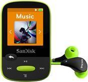 SanDisk Sansa Clip Sport 8GB lime