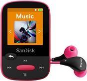 SanDisk Sansa Clip Sport 8GB pink