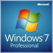 Microsoft Windows 7 Professional 64bit SP1 EN DVD SB/OEM LCP-Verpackung