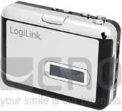 LogiLink USB Kassettenkonverter und Player