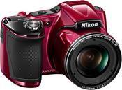 Nikon COOLPIX L830 rot