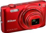 Nikon Coolpix S6800 rot