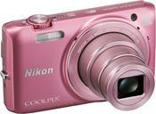 Nikon Coolpix S6800 pink