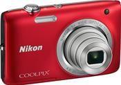 Nikon Coolpix S2800 rot