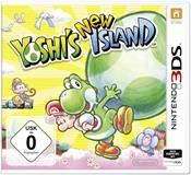 Yoshi´s New Island Nintendo 3DS (3DS) DE-Version