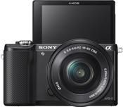 Sony Alpha 5000 Kit SEL-P 16-50 schwarz