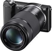 Sony Alpha 5000 Kit SEL-P 16-50 + SEL 55-210