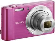 Sony Cyber-shot DSC-W810S pink