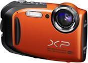 Fujifilm FinePix XP70 orange