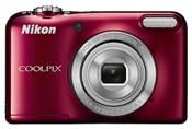 Nikon COOLPIX L29 Kit rot