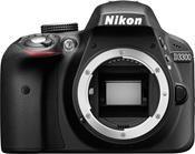 Nikon D3300 Gehäuse schwarz