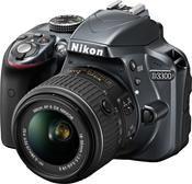 Nikon D3300 Kit AF-S DX 18-55 VR II anthrazit
