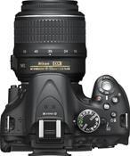 Nikon D5200 Kit AF-S DX 18-55 VR II + 55-300 VR schwarz