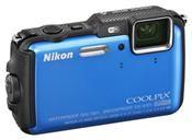 Nikon Coolpix AW120 blau
