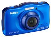 Nikon Coolpix S32 blau