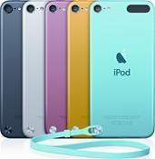Apple iPod touch 5G 32 GB spacegrau