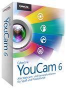 CyberLink YouCam 6 Deluxe Win DE