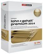 Lexware lohn+gehalt premium 2014 Win DE