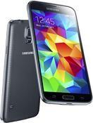 Samsung Galaxy S5 Android™, Smartphone  in schwarz  mit 16 GB Speicher