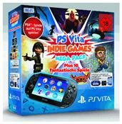 Sony PlayStation Vita (WiFi) inkl. Indie Mega Pack deutsche Version