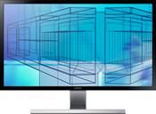 Samsung Monitor U28D590D schwarz / silber