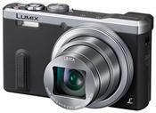 Panasonic Lumix DMC-TZ61 silber / schwarz