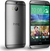 HTC One M8 Android™, Smartphone  in grau  mit 16 GB Speicher